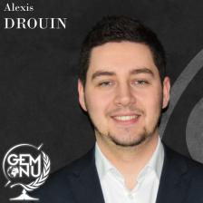 Alexis DROUIN