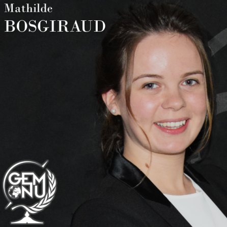 Mathilde BOSGIRAUD