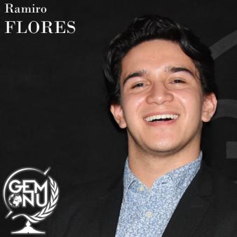 Ramiro FLORES