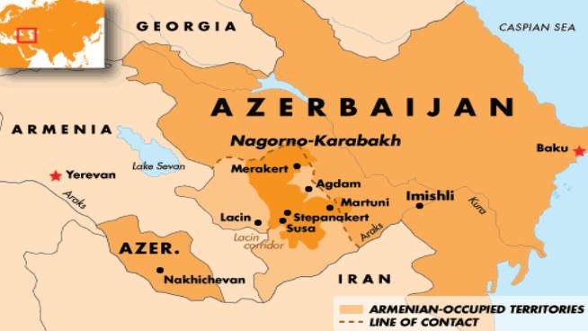 Azerbaidjan - arménie 1